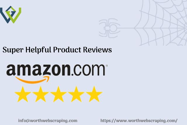 How Amazon Reviews Scraping Become the Main Weapon for Ecommerce Websites