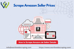Scrape Amazon Seller Prices & Compete For Your Business in Market