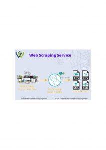 web scraping Service