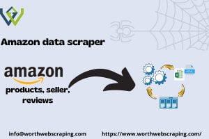 Amazon data scraper